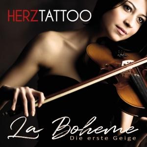 Herztattoo - La Boheme - Die erste Geige