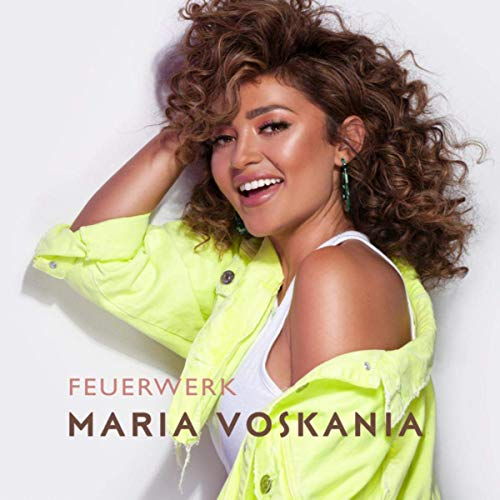 Maria Voskania - Feuerwerk