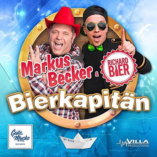 Markus Becker & Richard Bier - Bierkapitän