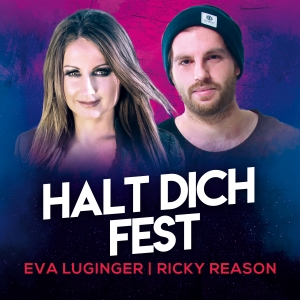 Eva Luginger feat. Ricky Reason - Halt Dich fest