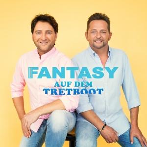 Fantasy - Auf dem Tretboot