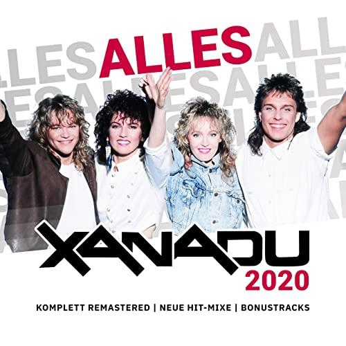Xanadu - Brennendes Herz (Neue Hit-Version 2020)