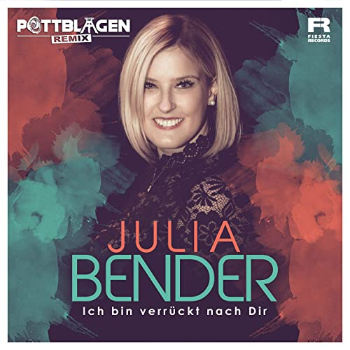 Julia Bender - Ich bin verrückt nach dir (Pottblagen Remix)